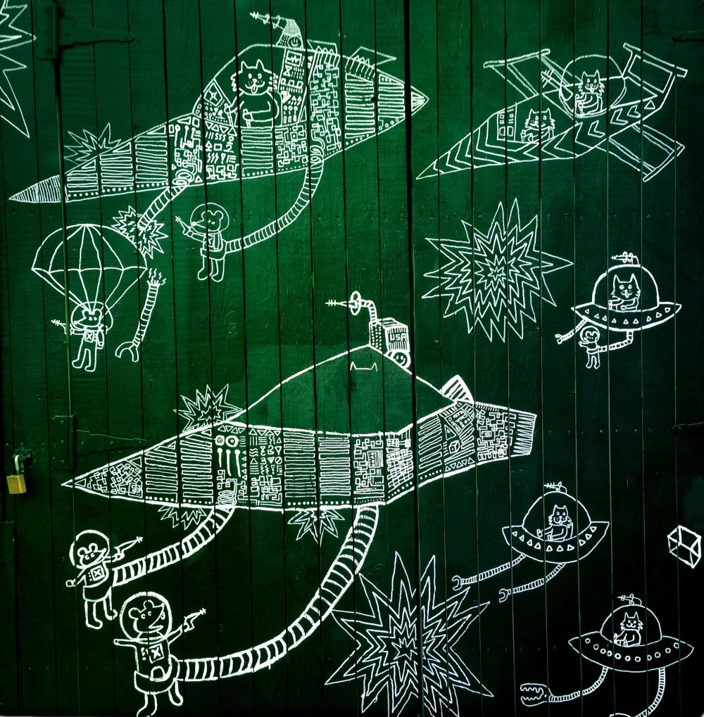 Street Art gallery now live