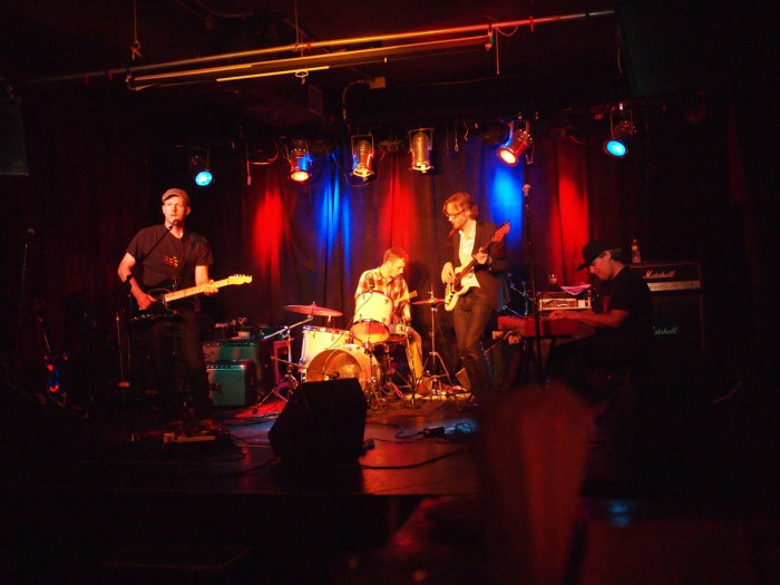 Paul Phillips Band, Arlene's Grocery NYC